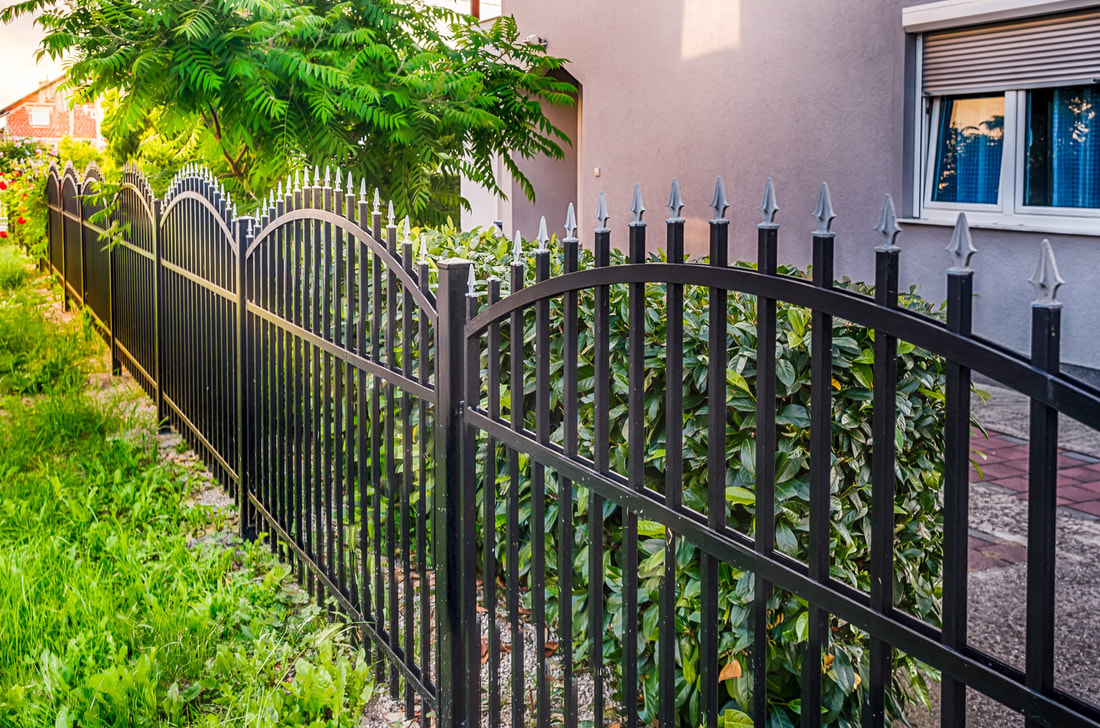wrought iron fence repair wrought iron fence contractor