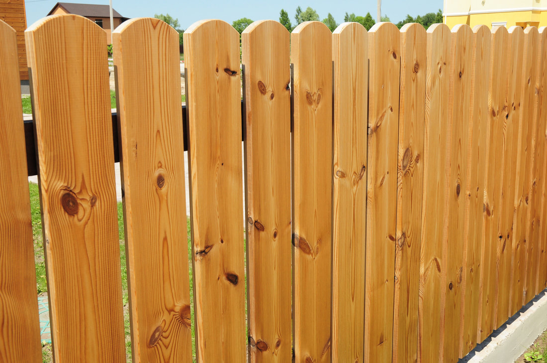 Wood Fence Installation Wood Fence Repair